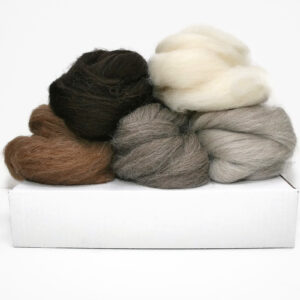 Natural Undyed Wool
